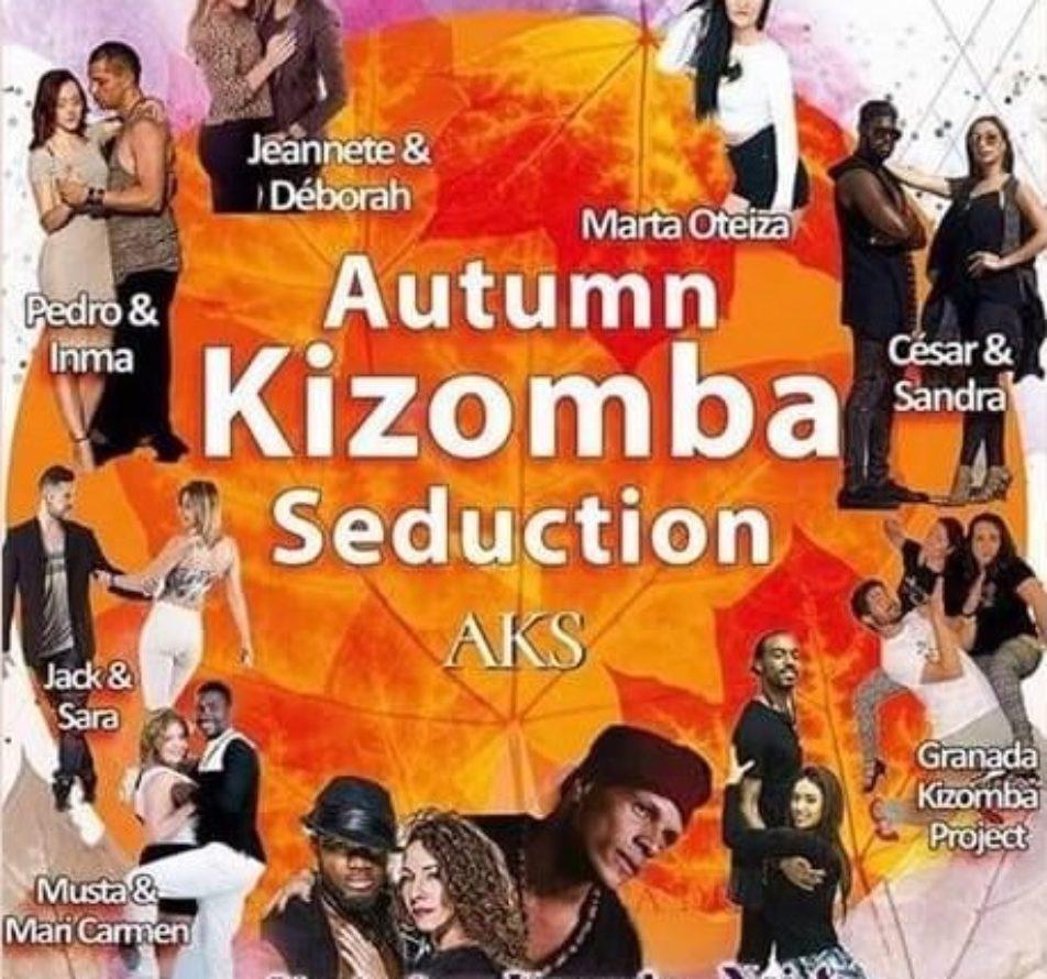 Ravado Studio стала партнёром Autumn Kizomba Seduction