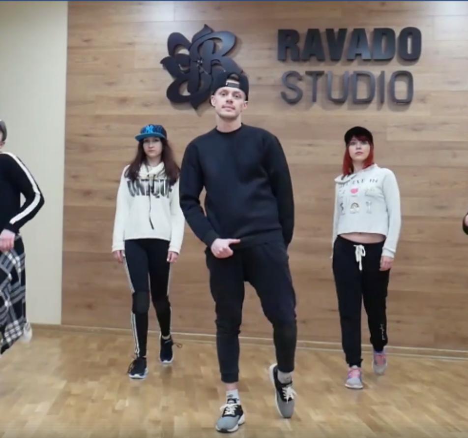 C 28.02.18 Набор взрослой группы по hip-hop (16+)