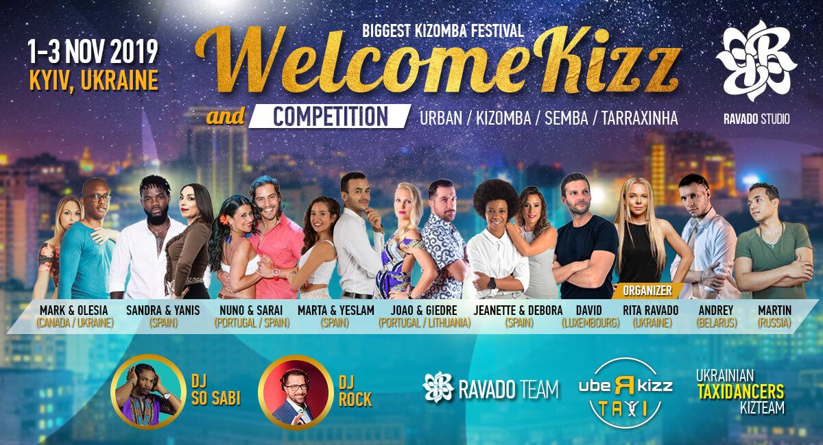 WelcomeKizz 1-3 of November 2019